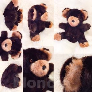 Other - Teddy Bear 🐻 Real fur